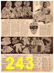 1952 Sears Christmas Book, Page 243