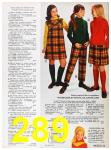1967 Sears Fall Winter Catalog, Page 289