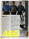 1986 Sears Fall Winter Catalog, Page 466