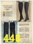 1965 Sears Fall Winter Catalog, Page 448