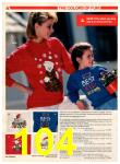 1987 JCPenney Christmas Book, Page 104