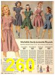 1942 Sears Spring Summer Catalog, Page 260