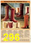 1977 Sears Fall Winter Catalog, Page 296
