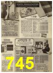 1968 Sears Fall Winter Catalog, Page 745