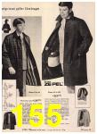 1965 Sears Fall Winter Catalog, Page 155