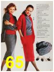1987 Sears Fall Winter Catalog, Page 65