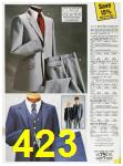 1985 Sears Fall Winter Catalog, Page 423