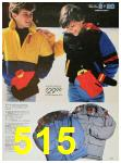 1988 Sears Fall Winter Catalog, Page 515