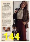 1979 Sears Fall Winter Catalog, Page 144