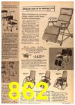 1964 Sears Spring Summer Catalog, Page 862