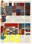 1958 Sears Fall Winter Catalog, Page 342