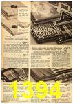 1962 Sears Fall Winter Catalog, Page 1394
