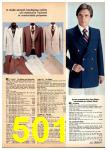 1977 Sears Spring Summer Catalog, Page 501