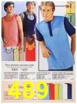 1973 Sears Spring Summer Catalog, Page 489
