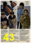 1980 Sears Fall Winter Catalog, Page 43