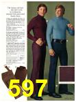 1971 Sears Fall Winter Catalog, Page 597