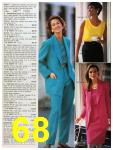 1993 Sears Spring Summer Catalog, Page 68