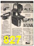 1983 Sears Spring Summer Catalog, Page 827