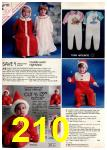 1981 Montgomery Ward Christmas Book, Page 210