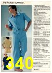 1981 Montgomery Ward Spring Summer Catalog, Page 340