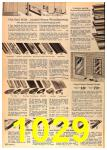 1963 Sears Fall Winter Catalog, Page 1029