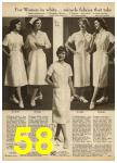 1959 Sears Spring Summer Catalog, Page 58
