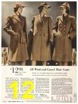 1940 Sears Fall Winter Catalog, Page 12