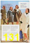 1964 Sears Fall Winter Catalog, Page 131