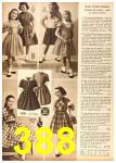 1958 Sears Fall Winter Catalog, Page 388