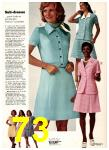 1974 Sears Spring Summer Catalog, Page 73
