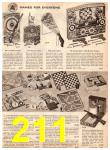1955 Sears Christmas Book, Page 211