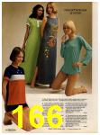 1972 Sears Fall Winter Catalog, Page 166