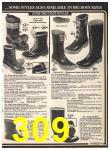 1977 Sears Fall Winter Catalog, Page 309
