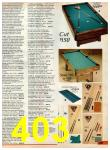 1985 Sears Christmas Book, Page 403