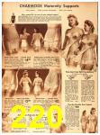 1942 Sears Spring Summer Catalog, Page 220