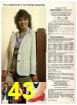 1983 Sears Spring Summer Catalog, Page 43