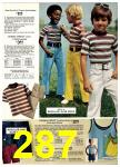 1974 Sears Spring Summer Catalog, Page 287