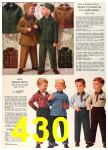 1960 Sears Fall Winter Catalog, Page 430