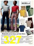 1975 Sears Spring Summer Catalog, Page 327