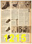 1958 Sears Fall Winter Catalog, Page 1215