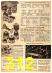 1962 Sears Fall Winter Catalog, Page 312