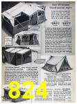 1967 Sears Fall Winter Catalog, Page 824