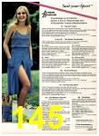 1980 Sears Spring Summer Catalog, Page 145