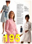 1969 Sears Spring Summer Catalog, Page 195