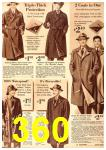 1940 Sears Fall Winter Catalog, Page 360