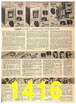 1956 Sears Fall Winter Catalog, Page 1416