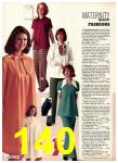 1975 Sears Fall Winter Catalog, Page 140
