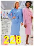1988 Sears Spring Summer Catalog, Page 228