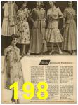 1959 Sears Spring Summer Catalog, Page 198