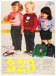 1987 Sears Fall Winter Catalog, Page 323